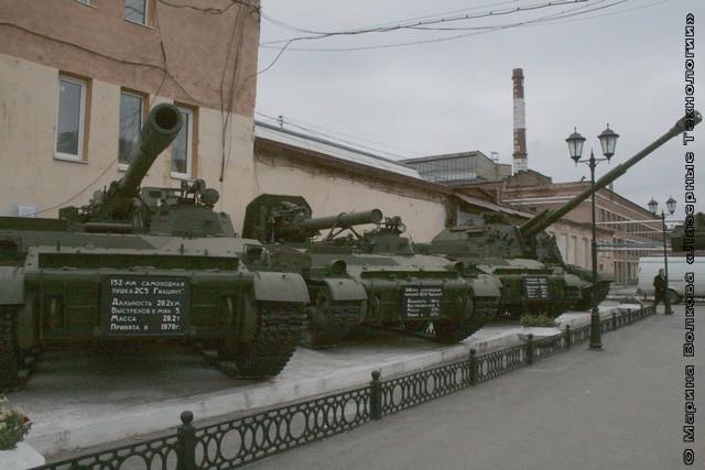 Военная техника Уралтрансмаша