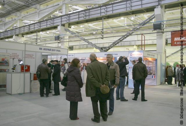 """На выставке """"Станкостроение-2011"""""""