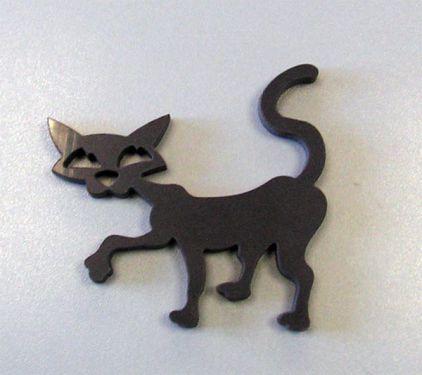 Керамика, кот
