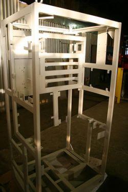 Основа металлического шкафа