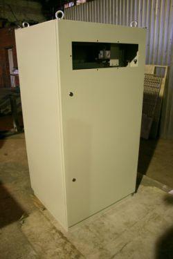 Шкаф индукционный в собранном виде