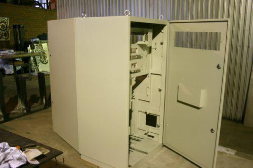 Шкаф индукционный в сборе