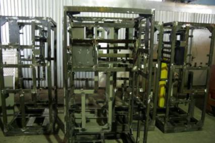 Индукционные шкафы, заготовки