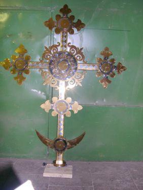 Крест. Фирма Орион, Трехгорный
