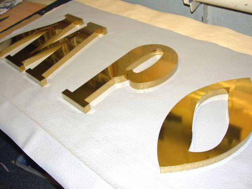 Шаблоны, объемные буквы и трафареты