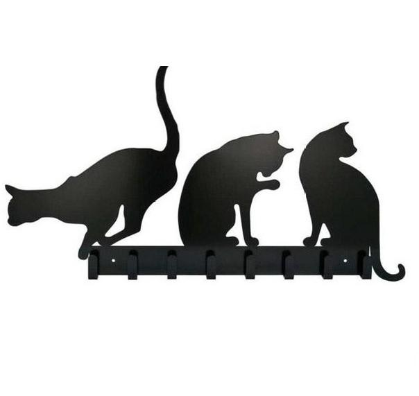 Вешалка «Кошки»