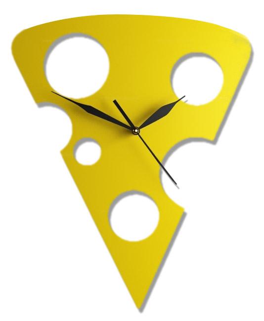 Часы «Сыр»