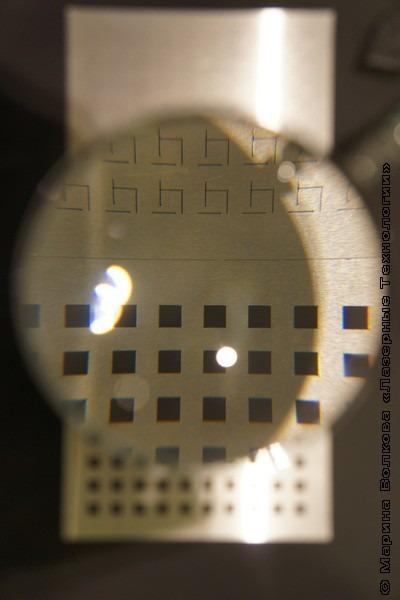 ювелирная работа оптоволоконных лазеров